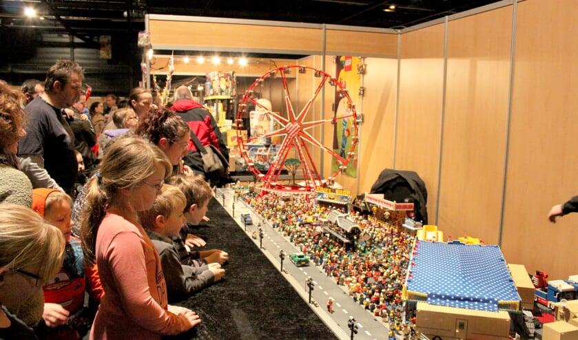 Lego staat centraal tijdens het festijn Bouwblokjes in Evenementenhal Venray. Foto: archief Peel en Maas.