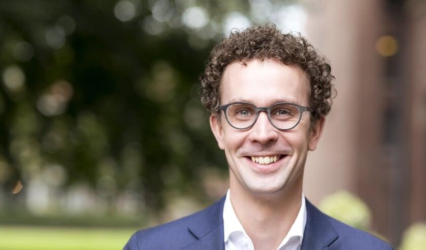 Martijn van der Putten vertrekt als wethouder.