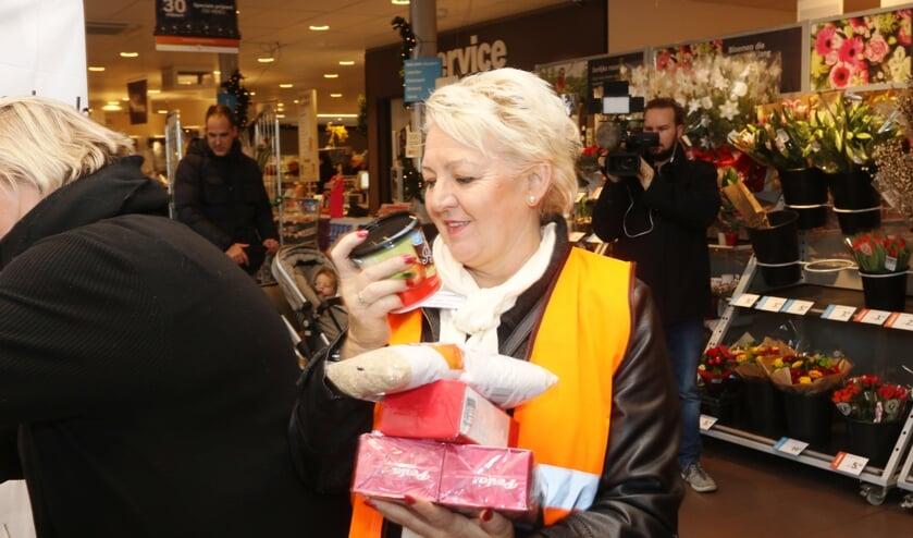 <p>Gerda van Stelten: &quot;Dit hebben we te danken aan de grote inzet van onze vrijwilligers.&quot;</p>