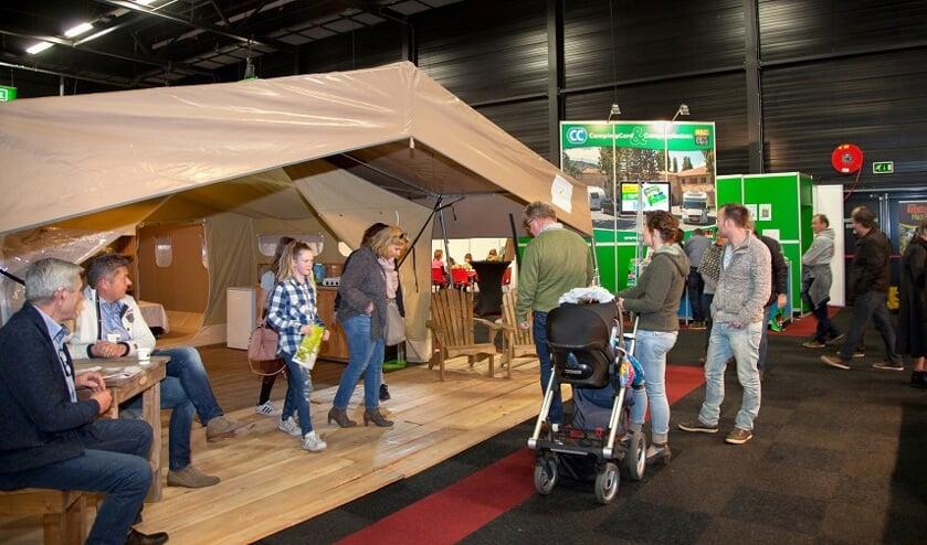 Kampeer Totaal vindt komend weekend plaats in Evenementenhal Venray.