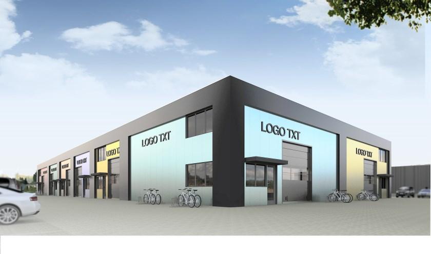 De ontwikkeling van businesspark De Hulst gaat van start.