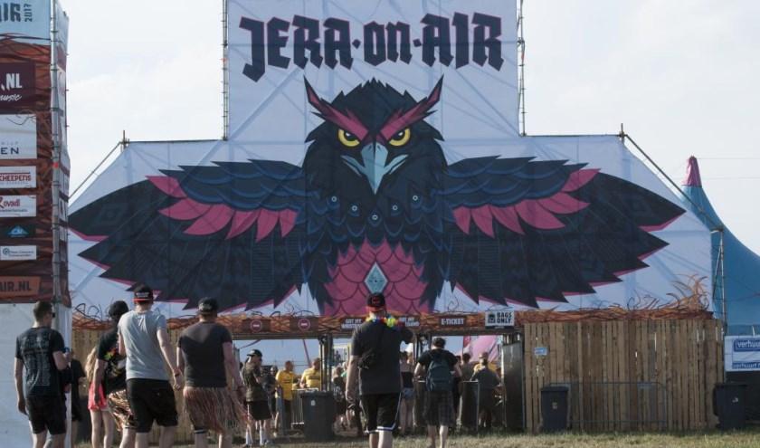 Jera On Air viert dit jaar zijn zilveren editie. Foto: Lotte Kamphuis.