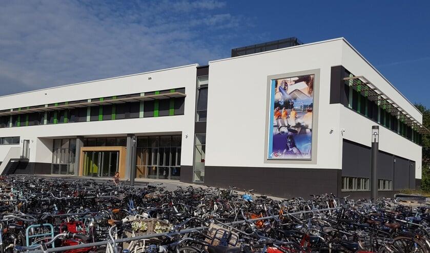 <p>Het Elzendaalcollege in Boxmeer.&nbsp;</p>