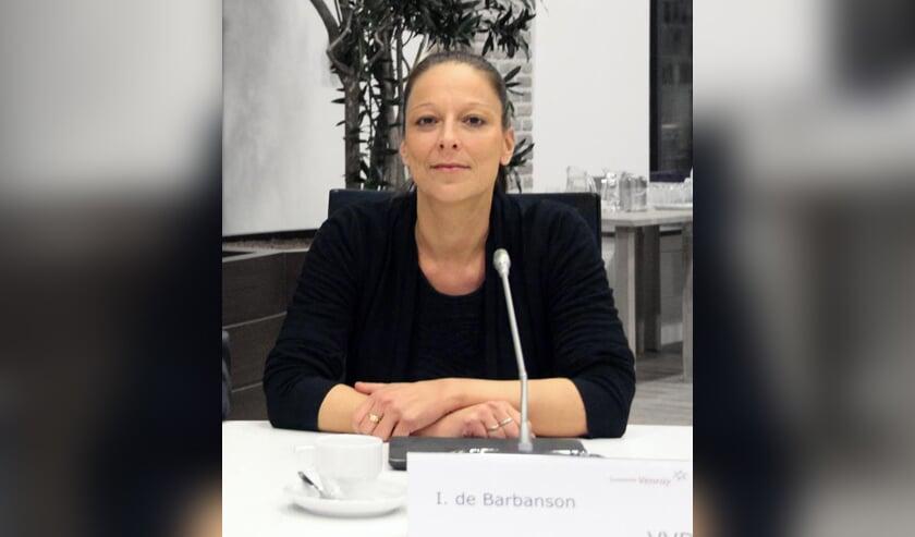 Ingeborg de Barbanson. Foto: VVD Maasland.