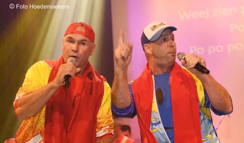 Goedzat (Coen Classens en David Janssen) is dit jaar weer van de partij op het liedjesfestival van de Piëlhaas.