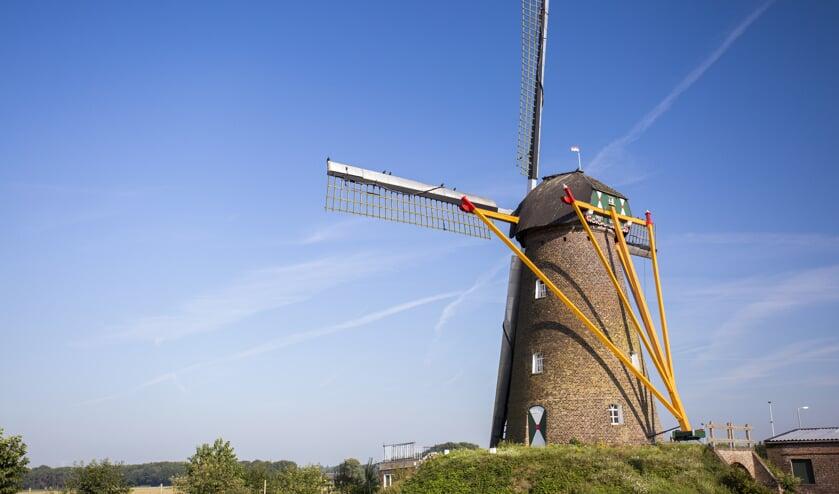 De molen in Merselo is op 8 en 9 september geopend. Foto: archief Peel en Maas