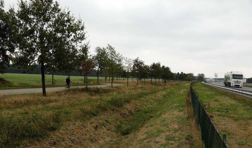 <p>&nbsp;Langs de A73 in Venray staan twee zonneparken gepland.&nbsp;</p>
