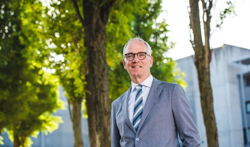 De nieuwe burgemeester van Venray, Luc Winants.