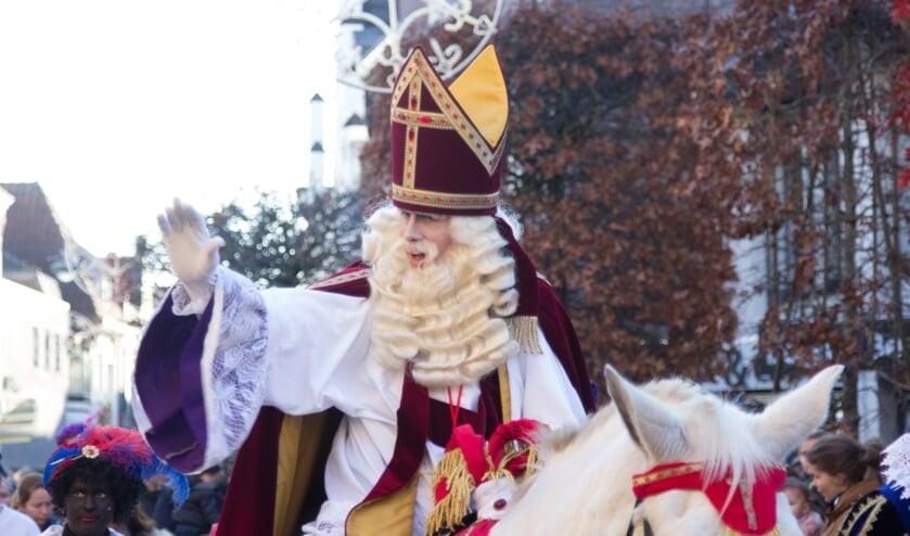 Sinterklaas is momenteel onderweg naar Nederland, komende zondag is hij in Venray.