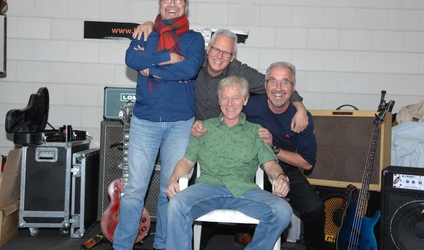 Harry en de Rest treedt op 24 november op in 't Stekske.