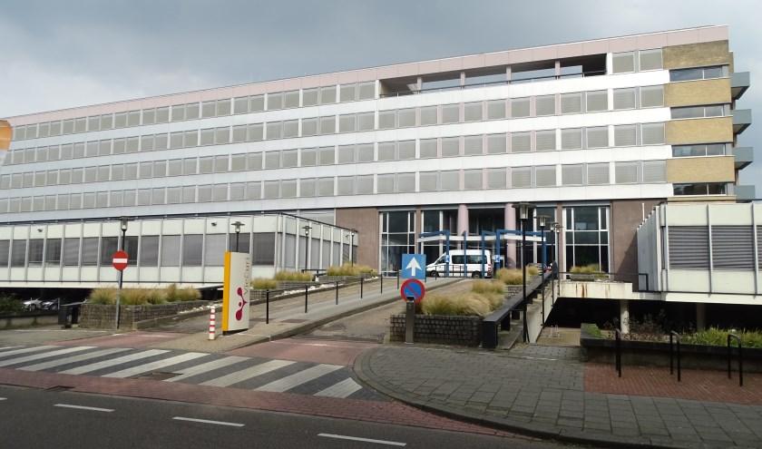 Het huidige ziekenhuis in Venray.