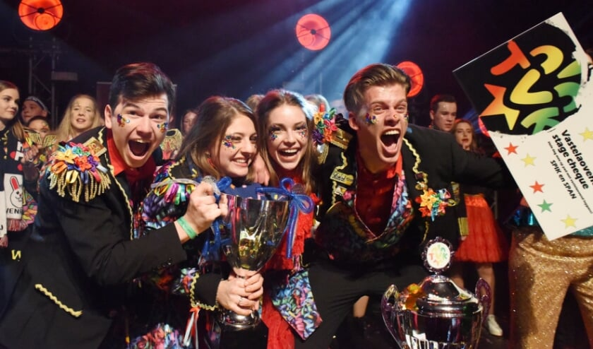 <p>Verr&eacute;kkes Moj uit Venray wist het TVK al twee keer te winnen.</p>