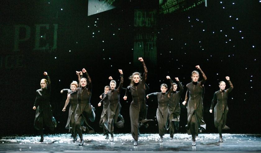 Scapino Ballet Rotterdam komt komt komende vrijdag naar Schouwburg Venray.