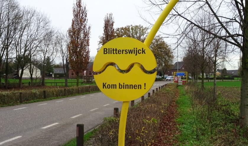 Er komt geen rondweg rondom Blitterswijck.