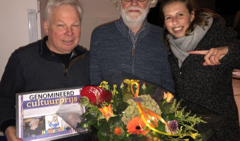 Jan Broeren en Gerrit Linders zijn genomineerd voor Cultuurprijs 2019.