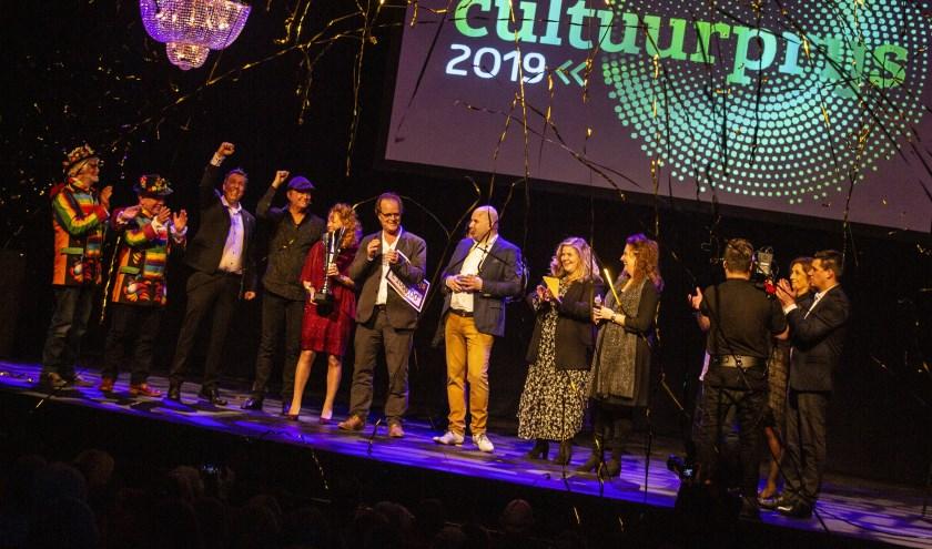Schijt aan de Grens en Rockkoor Venray winnaars cultuurprijzen.
