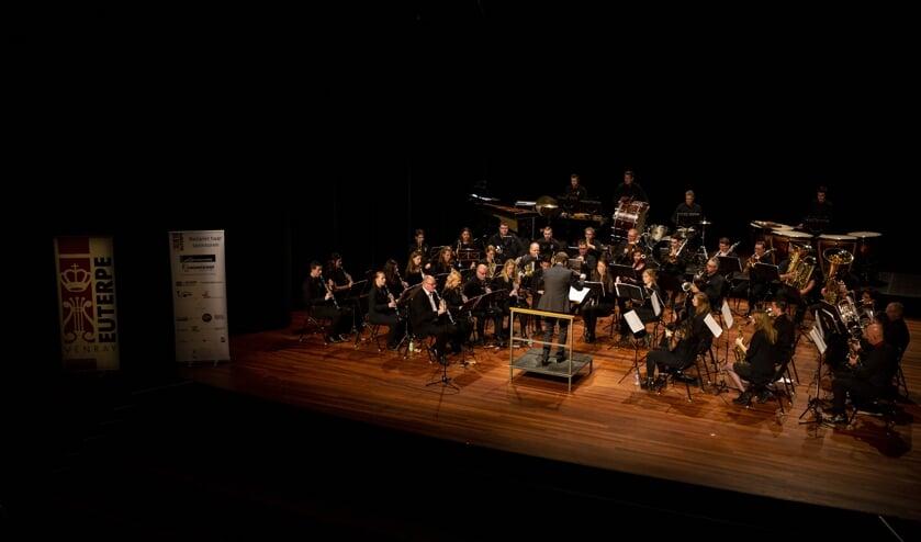 Nieuwsjaarsconcert Euterpe, op zondag 5 januari in Schouwburg Venray.