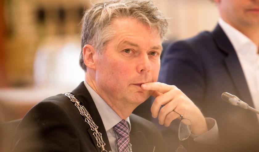 Hans Gilissen neemt komend weekend afscheid als burgemeester van de gemeente Venray.
