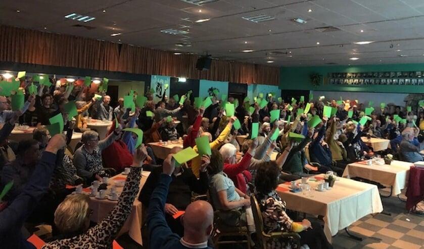 Massale steun voor de realisatie van een nieuw mfa in Vierlingsbeek.