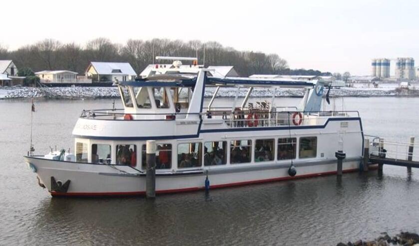 IVN-boottocht over de Maas op zondag 12 januari.