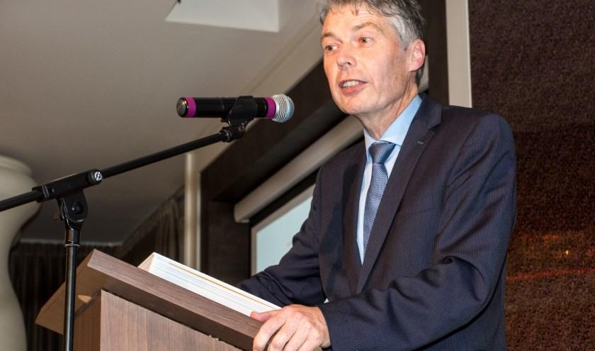 Burgemeester Hans Gilissen neemt op 13 een 14 december afscheid van Venray.
