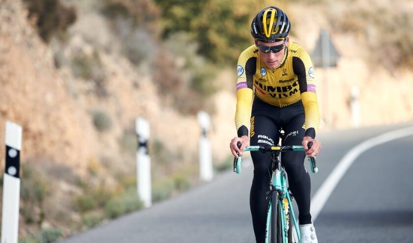 <p>Mike Teunissen start op woensdag 12 mei in de Ronde van Hongarije. &nbsp;</p>