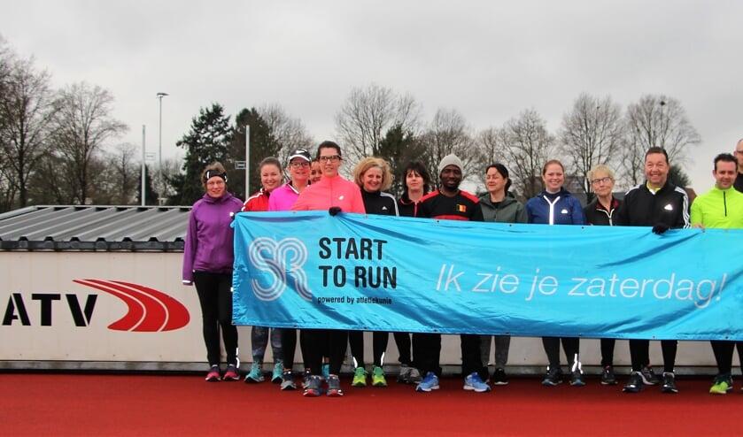 Start to Run ging zaterdag van start bij ATV Venray. Opgeven kan nog altijd.
