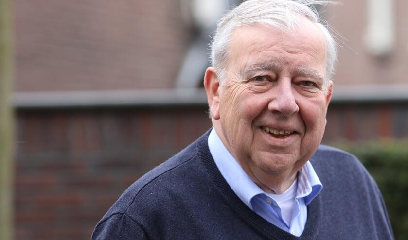 """Jos Waals: """"Je moet je als oud-burgemeester niet meer met de lokale politiek bemoeien."""" Foto: Henk Lammen"""