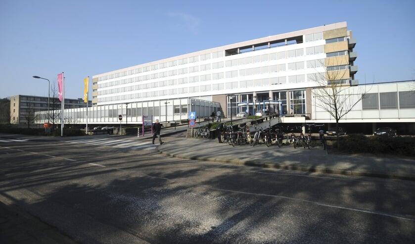 <p>Het huidige VieCuri-ziekenhuis aan de Merseloseweg in Venray.&nbsp;</p>