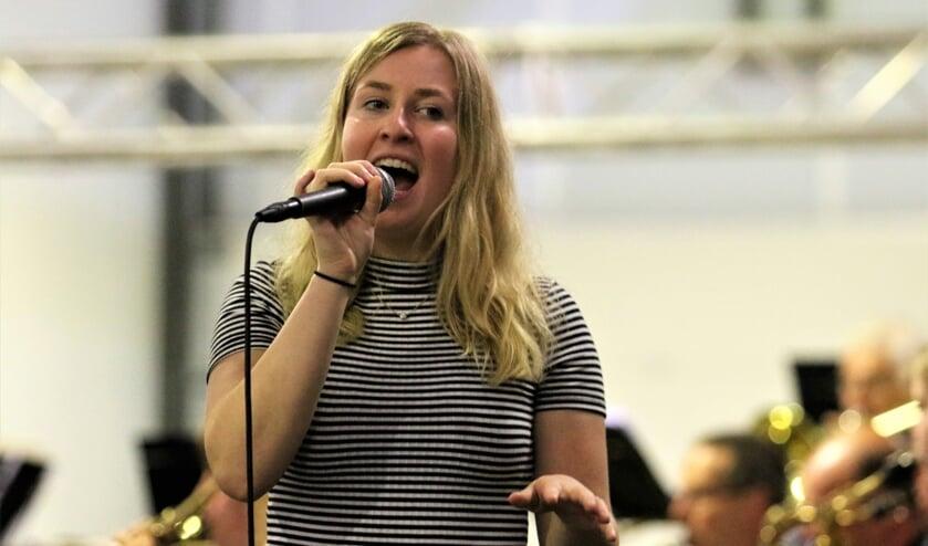 Kyra Zegers zingt komend weekend voor eigen publiek tijdens Best of Proms.