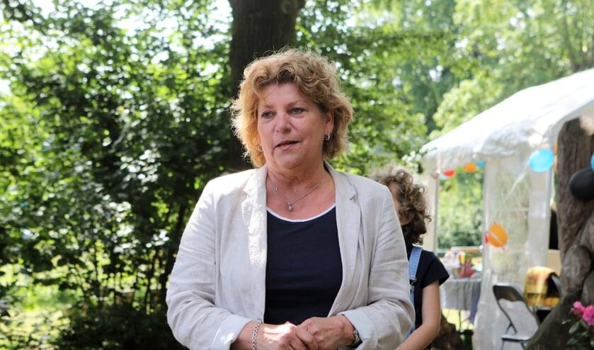 GroenLinks Limburg wil Carla Brugman royeren als lid.