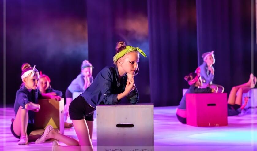 Twee prachtige voorstellingen van Danshuis Venray in de schouwburg.