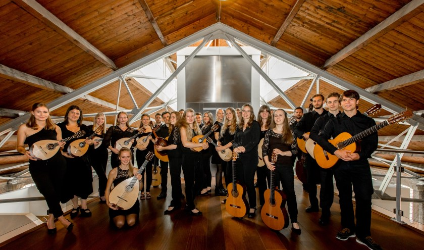 Jeugd-Mandoline & Gitaar-orkest Nordrhein-Westfalen komt naar Venray.