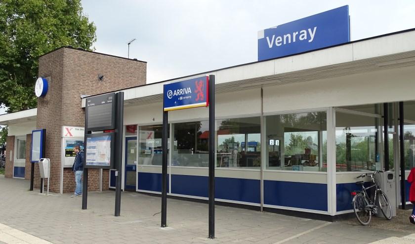 Arriva houdt op zaterdag 16 oktober een open dag op station Venray.