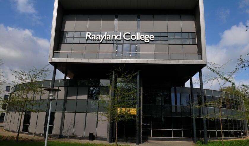 <p>Woensdag wordt het Raayland College als stemlocatie &nbsp;ingezet.</p>