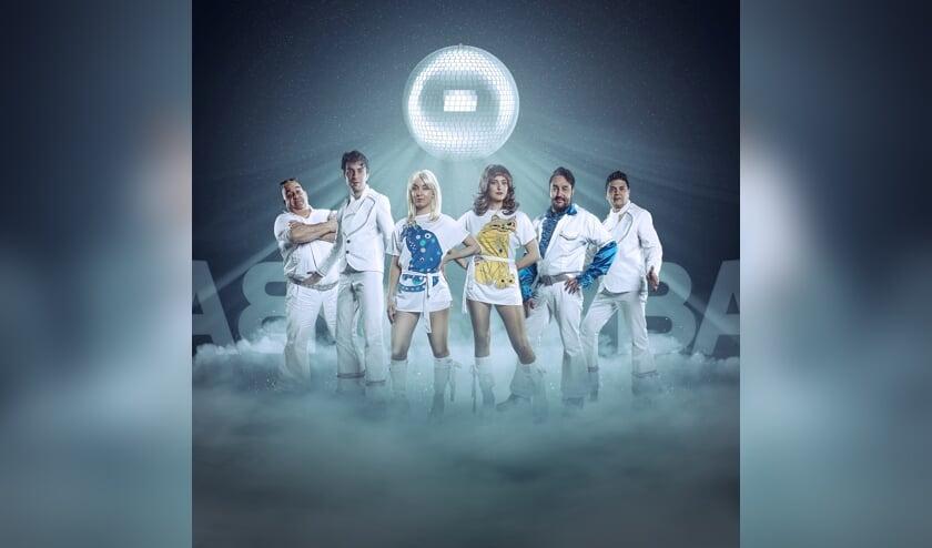 ABBA-tijden herleven in Zaal Zeven op zaterdag 5 oktober.