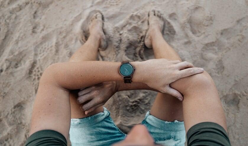 Het bijzondere houten horloge van Timber Watches.