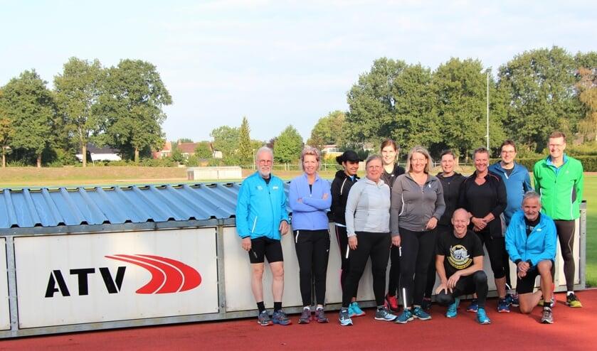 De cursus Start to Run is weer begonnen met een nieuwe groep.