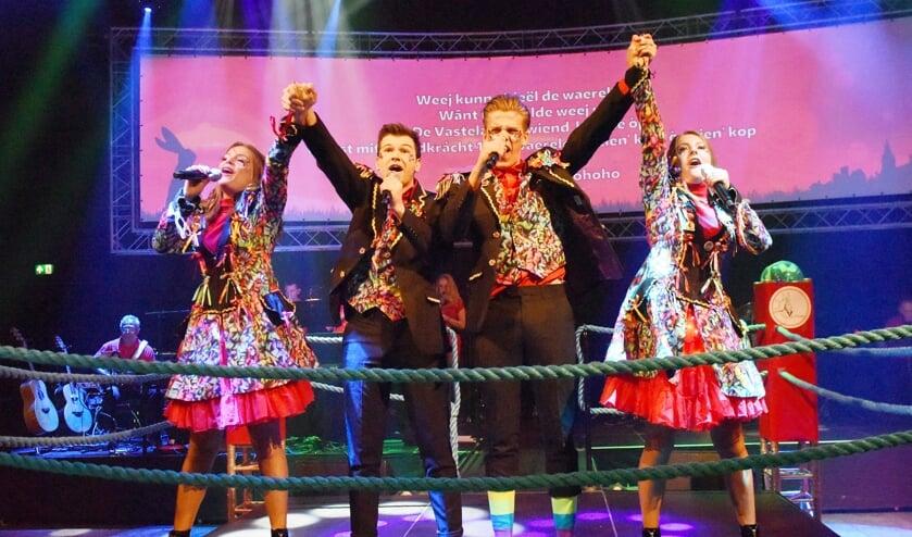 Het was de eerste keer dat het kwartet van Verrékkes Moj deelnam aan het festival.
