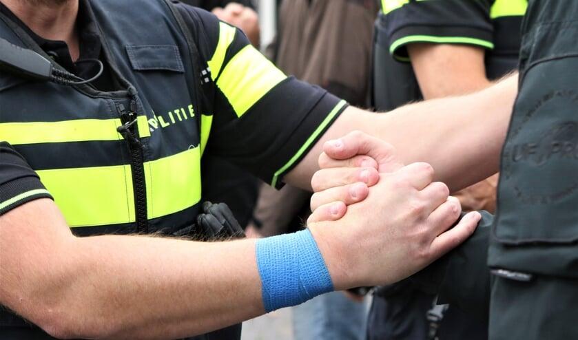 De politie Venray-Gennep waarschuwt voor oplichters.