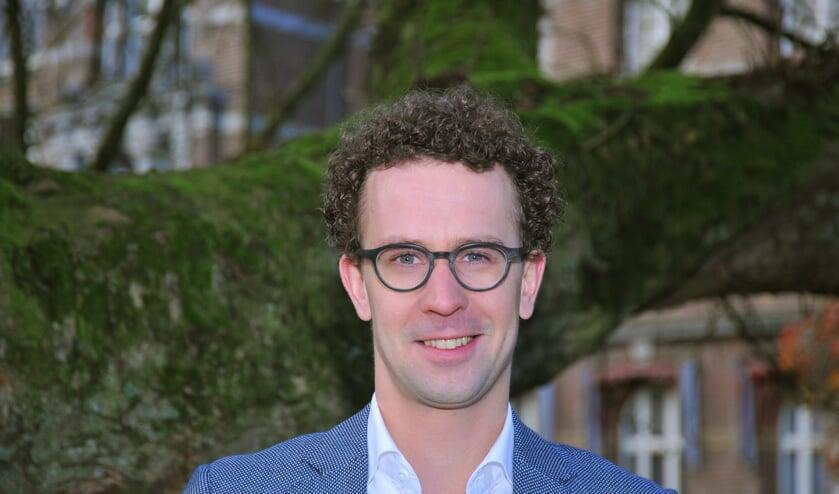 """Wethouder Martijn van der Putten: """"De begroting laat ruimte voor investeringen voor de toekomst van onze gemeenschap."""""""