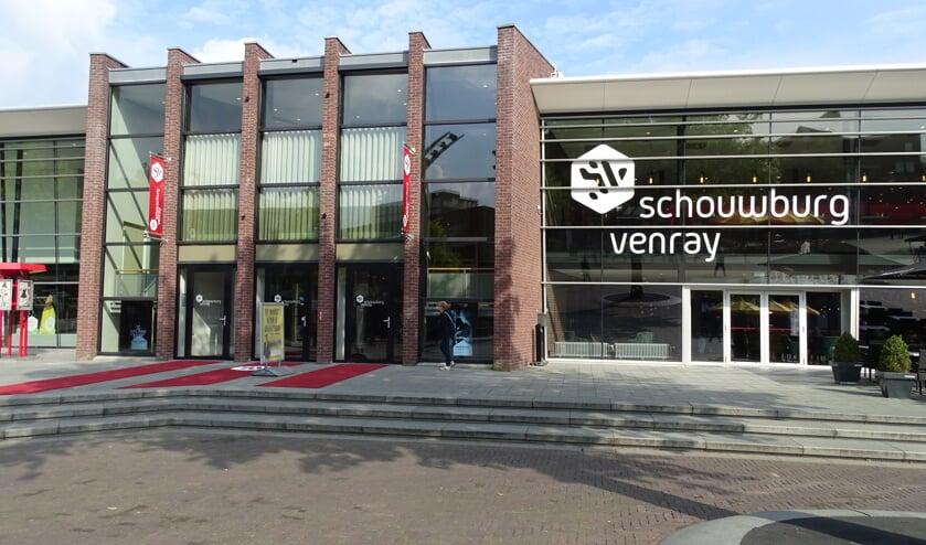 Schouwburg Venray presenteert de familiebrochure Spruitje.
