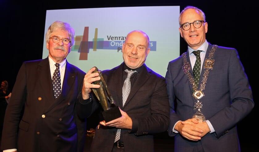 <p>Lamberdina&#39;s Hoeve was de grote winnaar van de Venrayse ondernemersprijzen in 2020.&nbsp;&nbsp;</p>