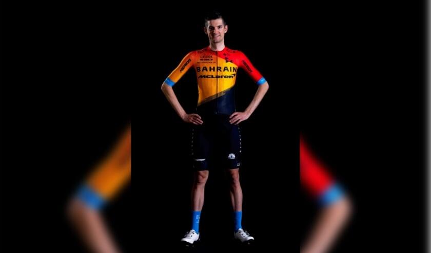 <p>Wout Poels eindigde donderdag in de derde etappe van de Ronde van Spanje als vierde.&nbsp;</p>