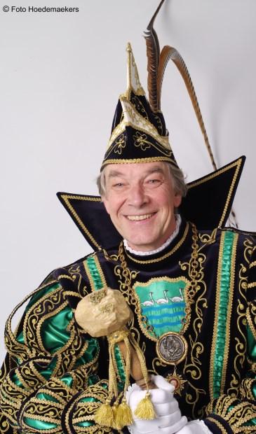Prins Jan van Haaren van de Geijsterse Keieschieters.