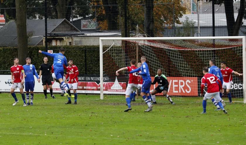 SV Venray hervat donderdagavond de competitie met het restant van het gestaakte duel met Wilhelmina'08.