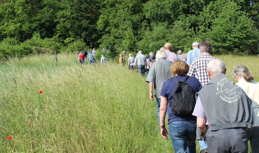IVN Geijsteren-Venray verzorgt een groencursus over de Venrayse natuurgebieden.