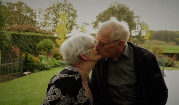 Harry & José Jans 50 jaar getrouwd