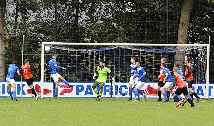 <p>SV United verloor zondagmiddag kansloos van Vitesse&#39;08: 1-4</p>