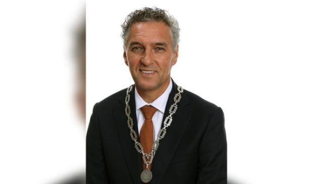 Hans Teunissen als nieuwe burgemeester van de gemeente Gennep